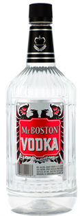 Mr. Boston Vodka 1.00l - Case of 12